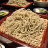 富士見庵 - 料理写真:お昼のセットのもり