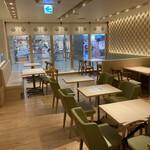 マッチャ ハウス 抹茶館 - お店の雰囲気