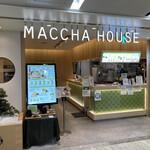 マッチャ ハウス 抹茶館 - お店の入口