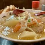 柳ばし - 豚汁(小)