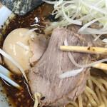地獄ラーメン 田中屋 - チャーシュー