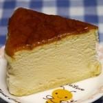 サフラン洋菓子店 - チーズケーキ