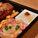 蒼天 - 【焼鳥重@税込1,700円】豆腐と思いきや、クリームチーズ?