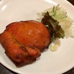 ネパール・インド料理 ゴルカ - チキンティッカ