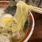 広州市場 - 麺リフト