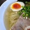自家製麺 ら~めん かり屋 - 料理写真:魚介塩ラーメン