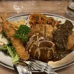 洋風食堂 ビーズキッチン - 料理写真:スペシャルトルコライス