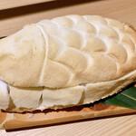 酒菜 ちゃぶ有 - 昆布塩釜焼き