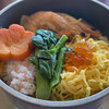 味しるべ 駅逓 - 料理写真:初春の華釜めしアップ