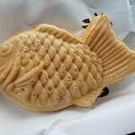 薄皮たい焼 粉こ楽 - 料理写真:うふクリーム
