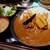 鳥一代 - 料理写真:チキンカツカレー・大盛(900円)