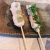 Sumibiyakitorinishidaya - 料理写真:ささみのわさびと梅しそ