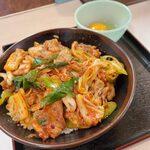 とん丼亭 - 料理写真: