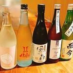 KEYUCA Deli - 恒例の日本酒フェア開催中!