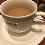 ドトールコーヒーショップ - ドリンク写真:新幹線前にはいつもここ。アメリカンを注文。