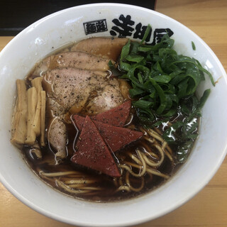 麺庭 寺田屋 - 料理写真: