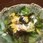 輝庭 - サラダ