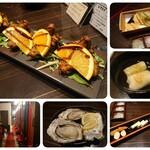 日本酒×和創作料理 香酒 鞘 - コラージュ