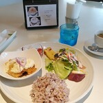 a.cafe - 料理写真:「日替わり限定ワンプレート」
