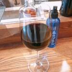 八丁堀ワイン食堂パパン - グラスワイン