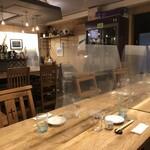 日本酒バー オール・ザット・ジャズ - 飛沫防止対策中