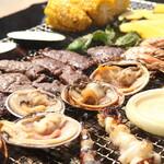 東海岸BBQ TERUMA - 料理写真: