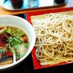 瀬谷そば - 料理写真: