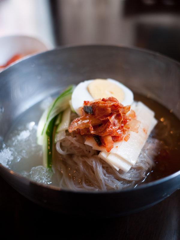 韓国家庭料理 チヂミ