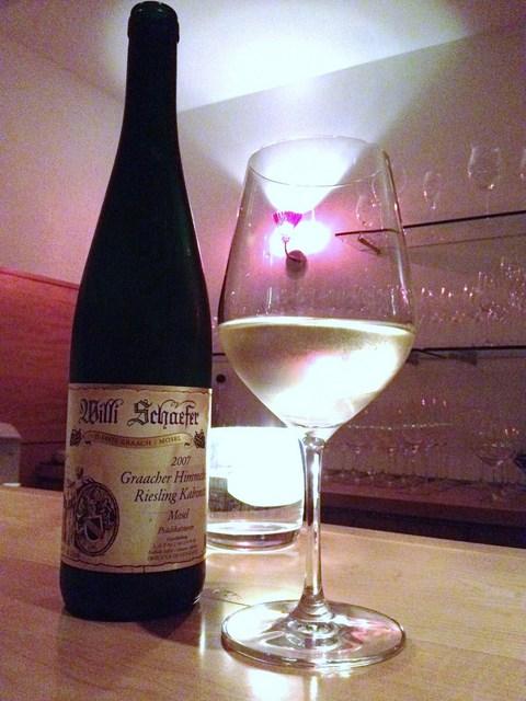 ラフェット - 甘~ぃドイツのワイン♪