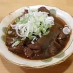 井戸端 - 煮込み(味噌?)