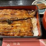 北浜 - 鰻重¥4,800