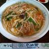 つる岡 - 料理写真:サンマー麵