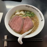 Gyuukotsuramemmatadoru - 贅沢焼牛らぁ麺¥1050