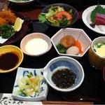 花ごよみ - 料理写真:季節限定カキフライ御膳