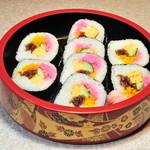 島長寿司 - 太巻き寿司