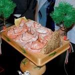 14929839 - お赤飯の入っためで鯛!