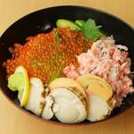 北海道レストラン知床漁場 -