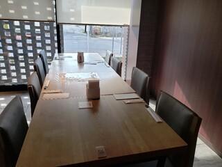 函館国際ホテル - 朝食座席