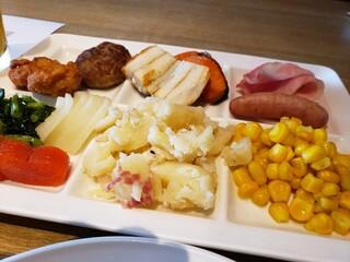 函館国際ホテル - 料理いろいろ2021.04.03