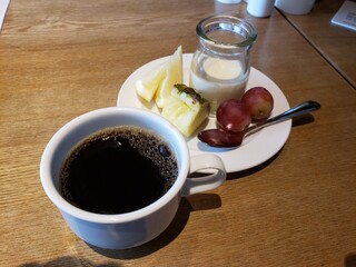 函館国際ホテル - コーヒー&デザート2021.04.03