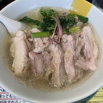 塩生姜らー麺専門店 MANNISH -