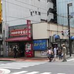 パン・アメリカンホットドッグコーナー -