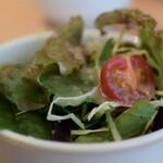 自然野菜レストラン 駒込 ナーリッシュ - とにかく野菜が美味しい♪