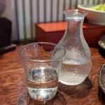 居酒屋 金時 - 日本酒 隆 若水