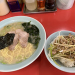 ラーメンショップ - ラーメン&ネギ丼