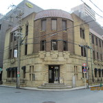 Mole & hosoi coffees - 2012.9.15 元銀行の地下金庫室