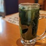 寿司・居酒屋 海福 - 日本一美味しい緑茶割り 濃くて美味しい