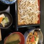 十割そば 古賀 - 料理写真: