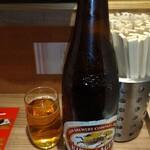 立ち呑み 庶民 - 瓶ビール(大)