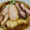 あってりめん こうじ - 料理写真:地鶏と鴨と水(超特選黒醤油)